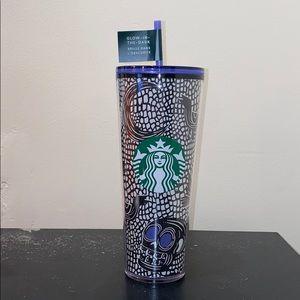 Starbucks Halloween Glow in the dark Tumbler 2020